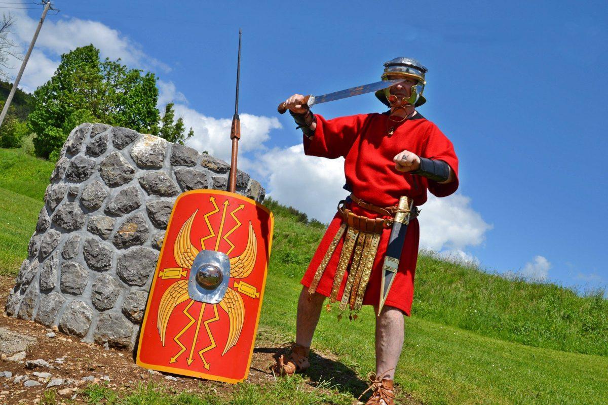 Rimski vojščak